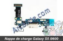 nappe charge galaxy s5