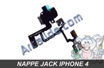 nappe jack iphone 4