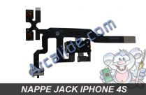 nappe jack iphone 4s