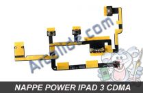 nappe power ipad 3 cdma