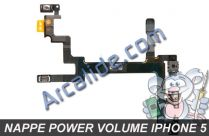 nappe power iphone 5