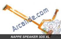 nappe speakers 3ds xl