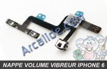 nappe volume iphone 6