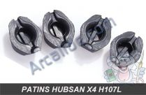 pads protection x4 h107l