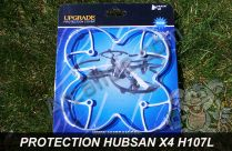 Protection h107l blanc