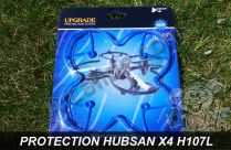 Protection x4 h107l bleu