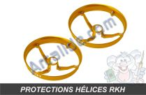 protections helices y
