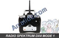 radio spektrum dx4 m1