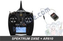 spektrum dx6e ar610