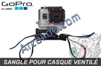 sangle casque gopro