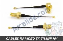 3 cables rf tramp hv