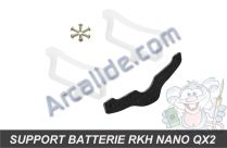 support batterie nqx 2