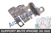 support mute iphone 3