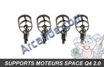 support moteur space q4