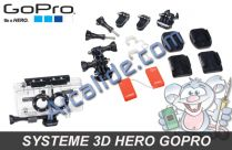 systeme 3d hero gopro