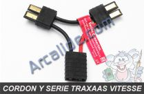 cable y série traxxas
