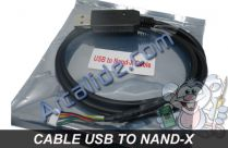 cable usb to nand x