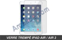 verre trempé ipad air