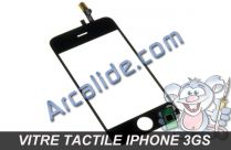 Vitre + tactile iPhone 3GS