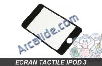 vitre tactile ipod touch 3