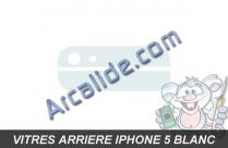 vitres arriere iphone 5