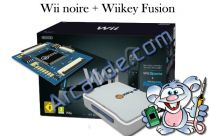 wii noire + wiikey fusion