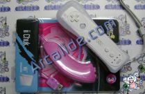 Wiimote + Iichuk rose