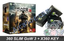 360 Gears of war 3 xkey